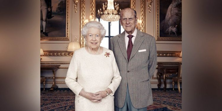 Queen Elizabeth and Prince Philip. Image credit: Daily Sabah