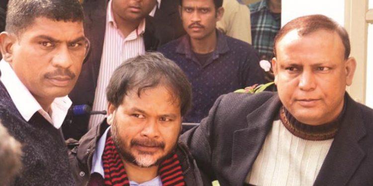 KMSS leader Akhil gogoi
