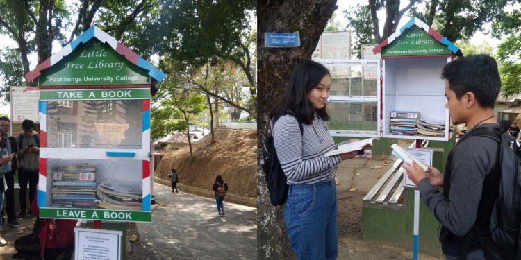 Mini libraries in Aizawl