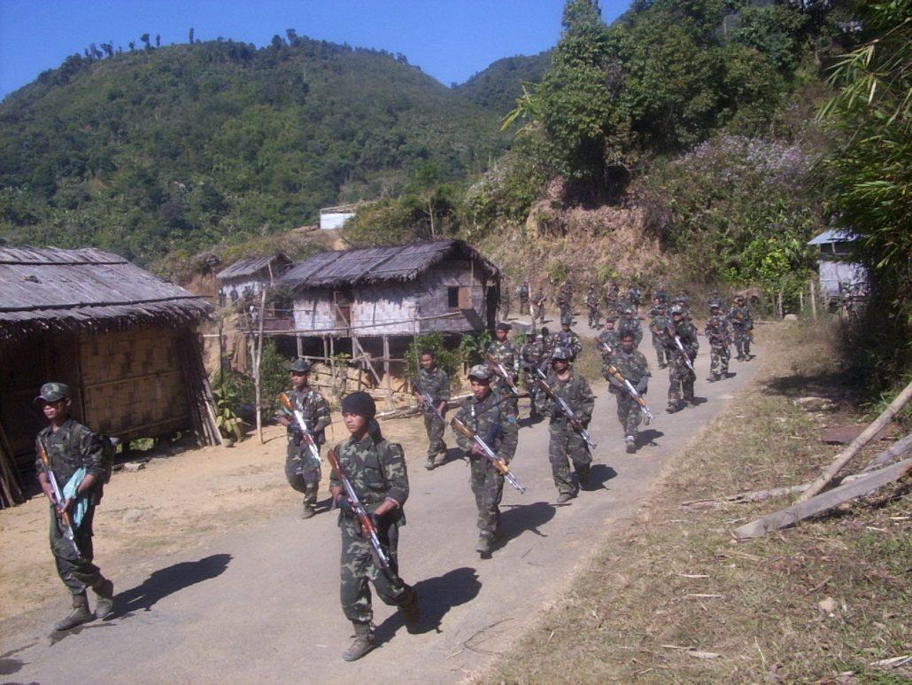Northeast rebels respond to Coronavirus in Myanmar, Indian bases 4