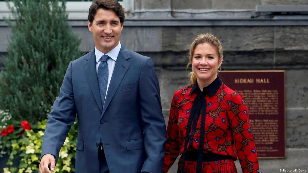 Canadian PM Justin Trudeaus wife tested for coronavirus