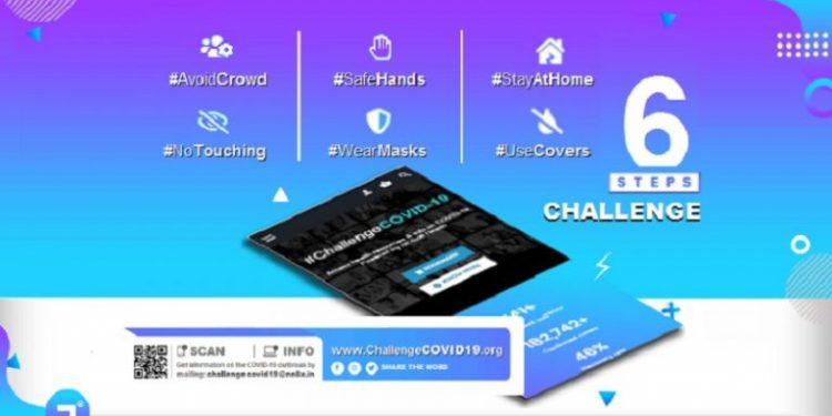 Northeast: 'Challenge COVID-19' online portal launched 1