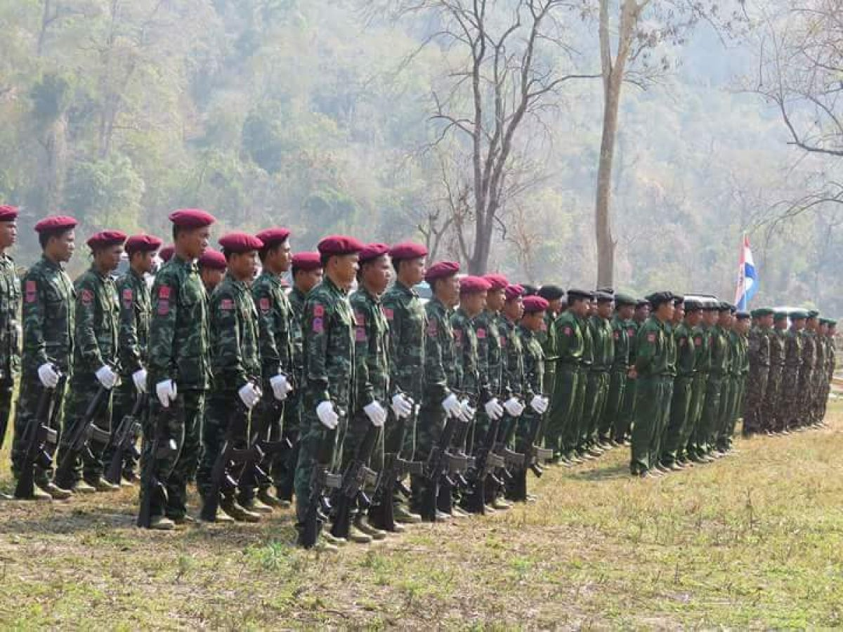 Myanmar: CNF warns AA not to make Chin State their military base