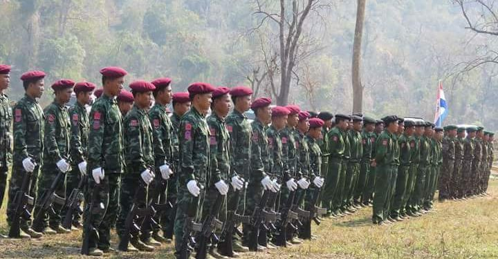 Myanmar: CNF warns AA not to make Chin State their military base 1