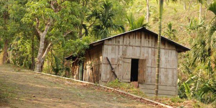 illegal village in Mizoram