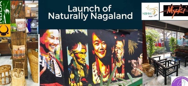 """Nagaland government on Tuesday decided to register the trade name """"Naturally Nagaland""""."""
