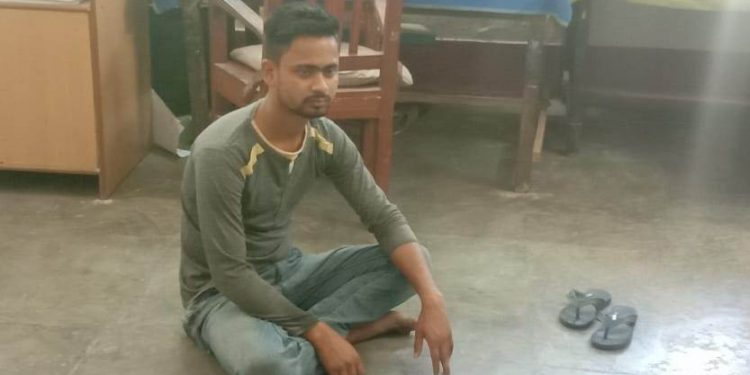 Police have arrested one Sourav Pal in connection with the incident.