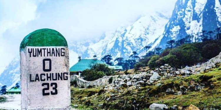 The Lachhung Dzomsa has adopted a resolution to stop entry of people from other states till April 15 next.