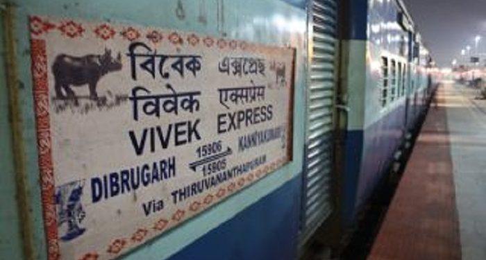 Coronavirus lockdown: India's last train from Dibrugarh reaches Kanyakumari 1