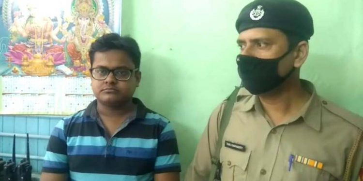 Youth arrested in Tripura
