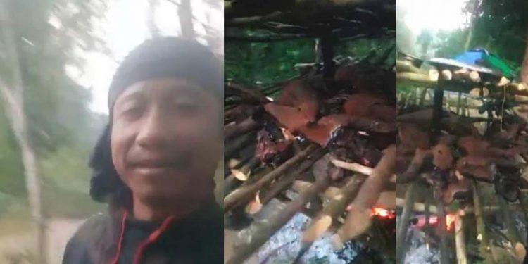 Nagaland hunter