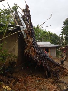 Cyclonic storm hits parts of Meghalaya 1