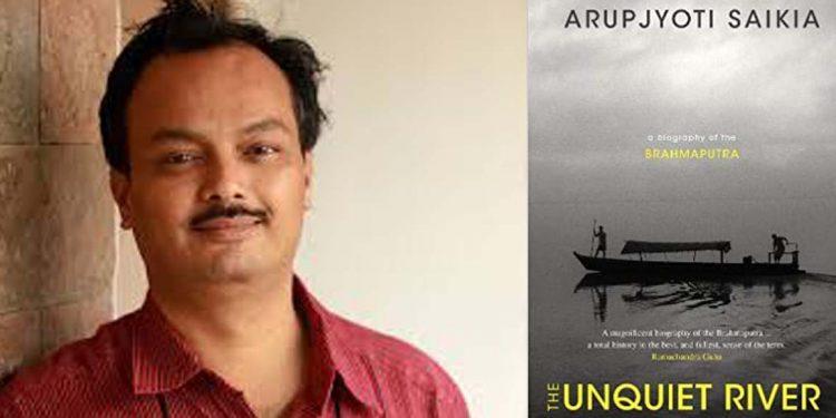 IIT Guwahati professor 'copied' from JNU thesis to write book on Brahmaputra? 1