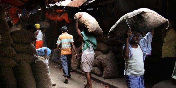 Bihar labourers