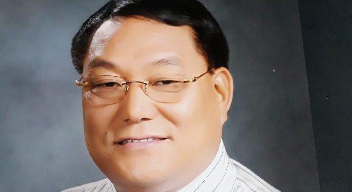 File image of former Arunachal Pradesh minister Bosiram Siram