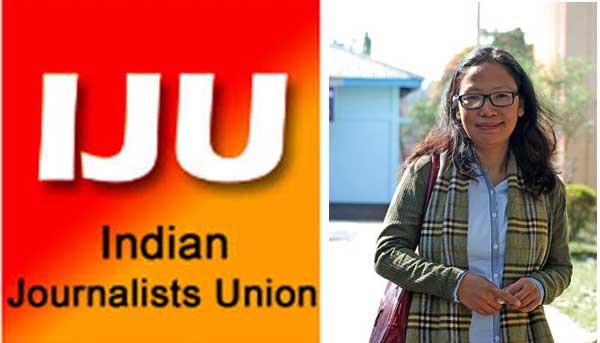 Arunachal Pradesh: IJU demands immediate action over trolling of Tongam Rina 1
