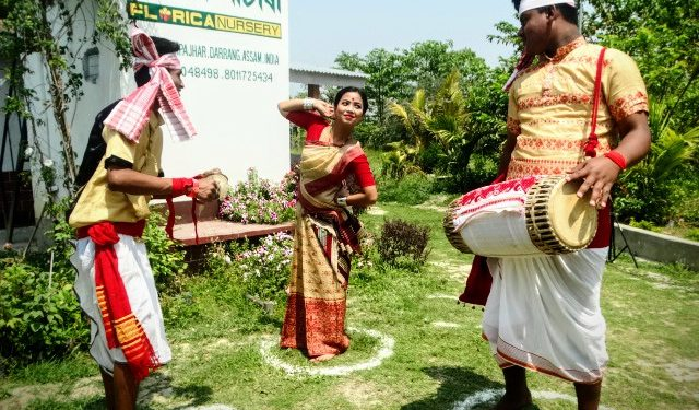 Assam: Mangaldai celebrates Rongali Bihu with a difference 1