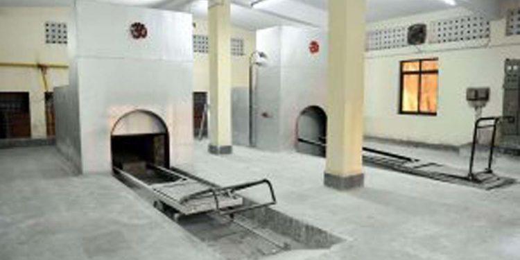 Jhalupara electric crematorium