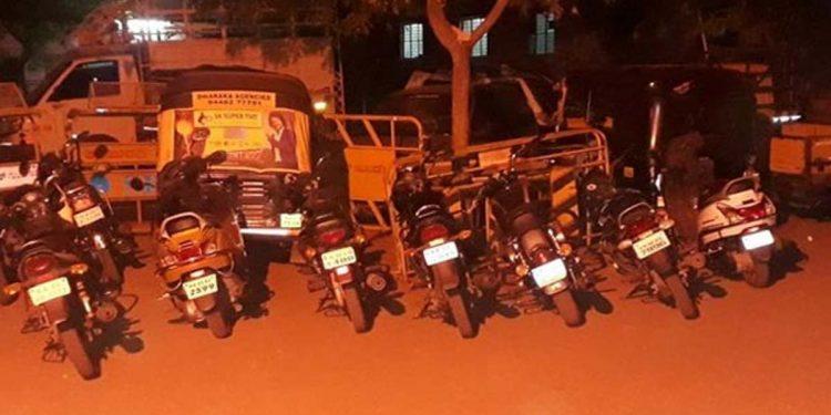 Vehicles in Karnataka