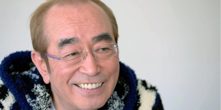 File image of Ken Shimura. Image courtesy: JAPAN Forward