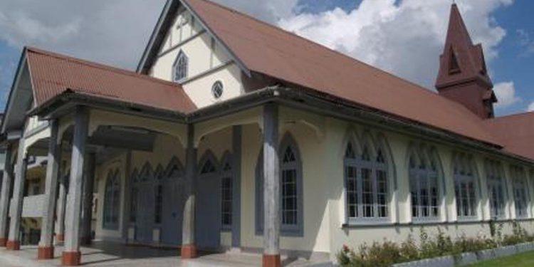 Laban Presbyterian Church