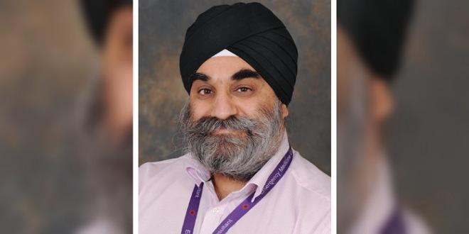 File image of Manjeet Singh Riyat