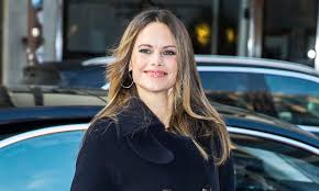 File image of Sweden Princess Sofia. Image courtesy:us.hola.com