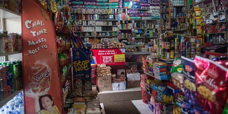 Shop in Kohima