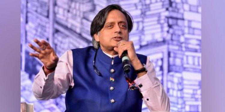 Shashi Tharoor. Image credit: The Economic Times