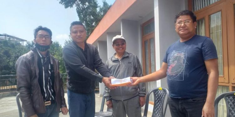 A WhatsApp group in Nagaland donated over Rs 2 lakh in the fight against COVID-19. Image credit: Morung Express