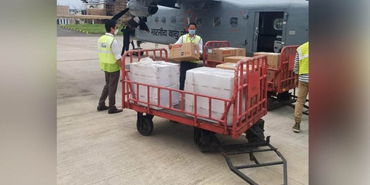 COVID-19: Consignment of rapid diagnostic kit reaches Nagaland 1