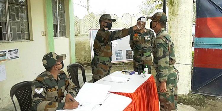Indian army takes over Narela Quarantine Centre