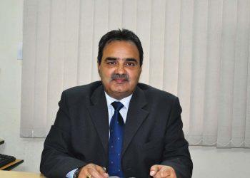 Leading Indian microbiologist Dr Rajesh N Sharan