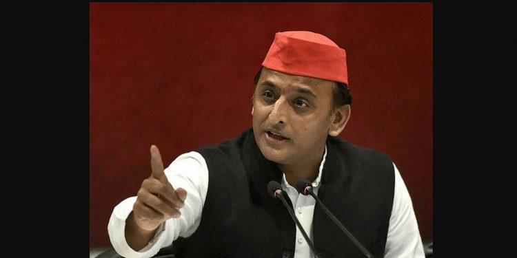 Akhilesh Yadav. Image credit: ABP News