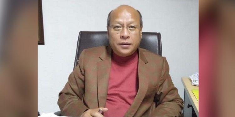 Meghalaya Deputy CM Prestone Tynsong
