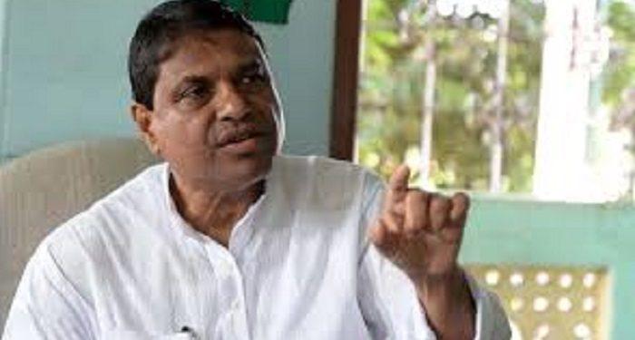 File image of Tripura Congress leader Gopal Roy
