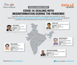 Google hosts webinar on dealing with misinformation amid COVID-19 pandemic 1
