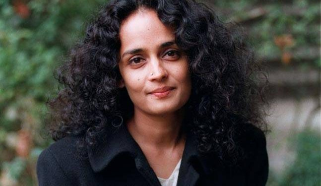 """Arundhati Roy triggers fresh controversy claiming India in a """"crisis of hatred"""" 1"""