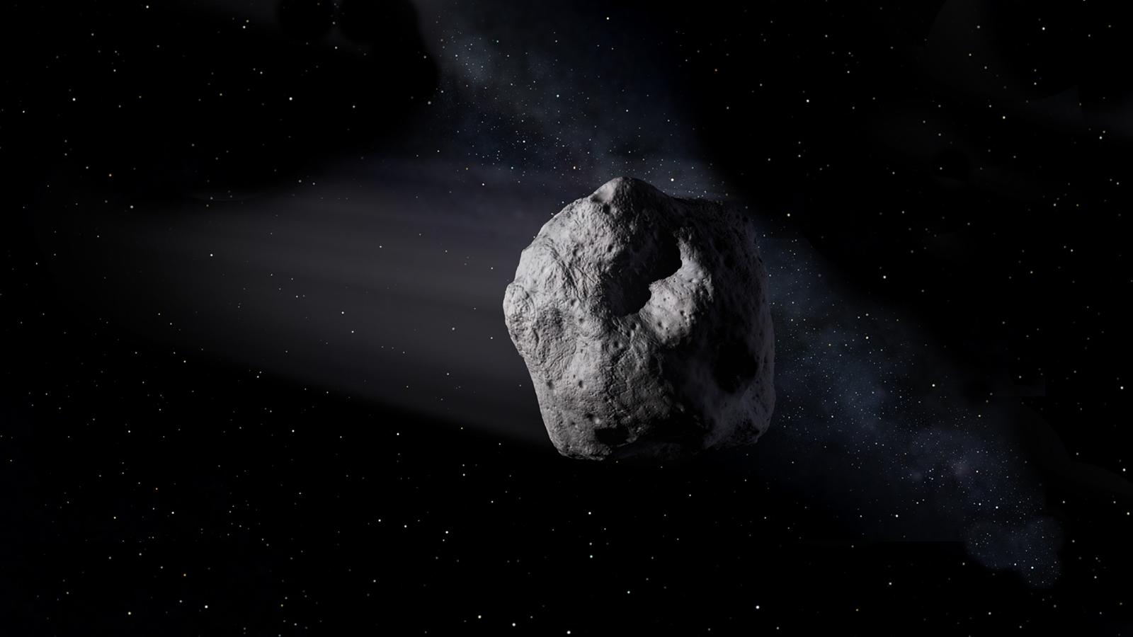 'Potentially hazardous': NASA warns of 2 asteroids heading this way in May