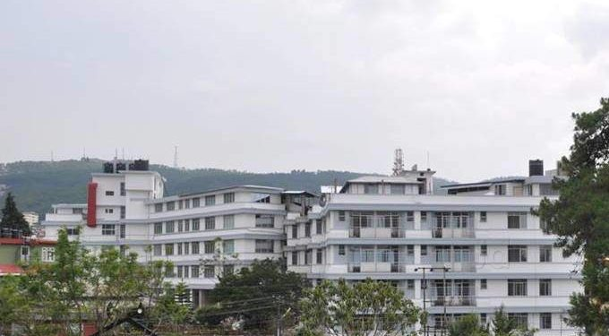 File image of Bethany Hospital in Shillong