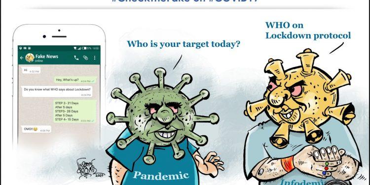 #CheckTheFake-7: Who attributes WHO on fake lockdown phases? It's me, #Infodemics! 1