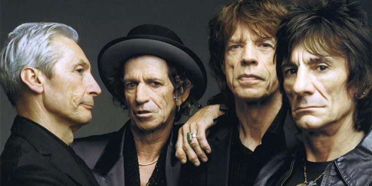 Rock band 'Rolling Stones' releases first new song after eight years 1