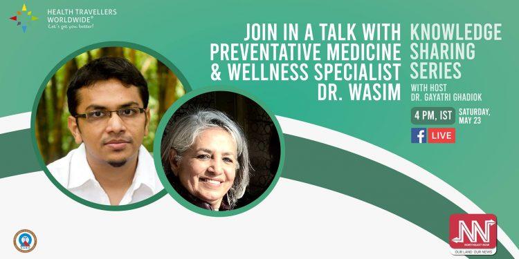 HTW's knowledge-sharing series on Diet, Sleep Hygiene & Sexual Health amid COVID19 pandemic 1