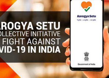 Aaarogya Setu app
