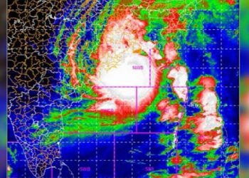 Assam on high alert as super cyclonic storm 'Amphan' to hit Northeast on May 21  1