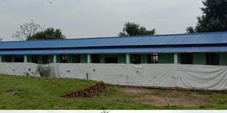 Institutional quarantine centre