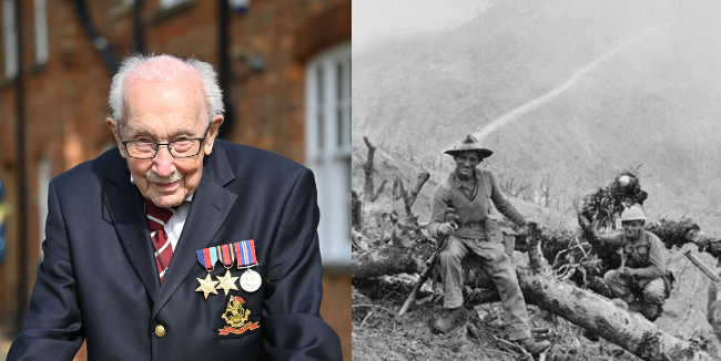 Battle of Imphal veteran to be knighted for raising £ 32 million to fight COVID19 1