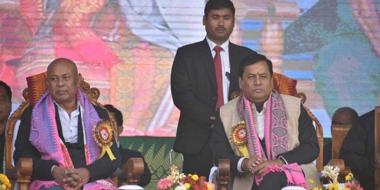 Sonowal-Hagrama Mohilary