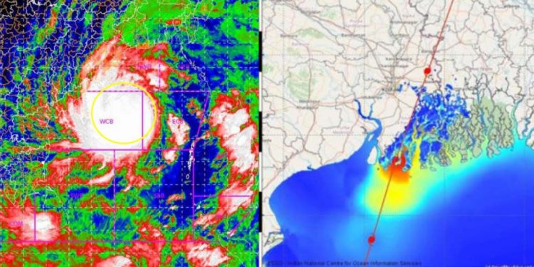 Super cyclonic storm 'Amphan' to hit Northeast on May 21 1