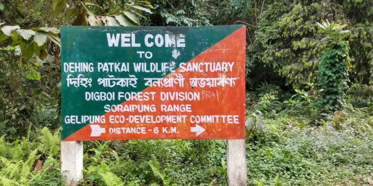 Arunachal asked Assam to check if Dehing-Patkai national park falls on disputed area: Minister Felix 1